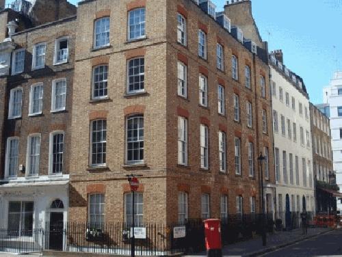 Old Burlington Street
