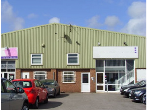 Sefton Lane Industrial Estate